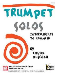 Media Trumpet Solos - Intermediate to Advanced