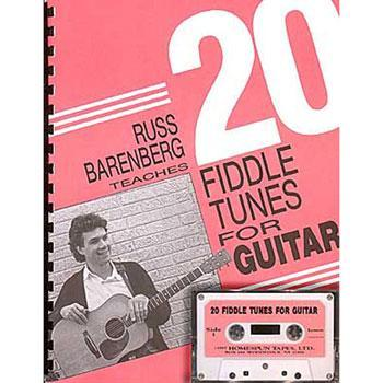 Media Twenty Fiddle Tunes for Guitar