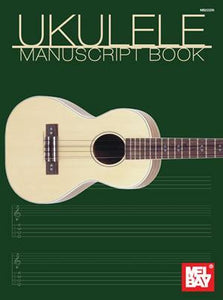 Media Uke Manuscript Book