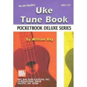 Media Uke Tune Book, Pocketbook Deluxe Series