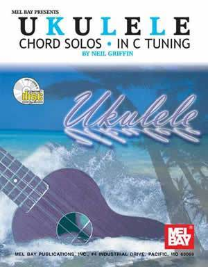 Media Ukulele Chord Solos in C Tuning  Book/CD Set