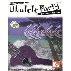 Media Ukulele Party by Jerry Moore
