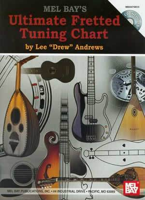 Media Ultimate Fretted Tuning Chart