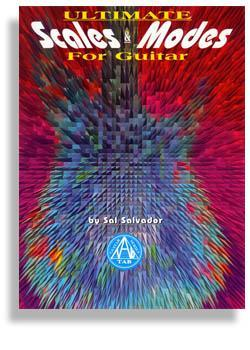 Media Ultimate Scales & Modes for Guitar