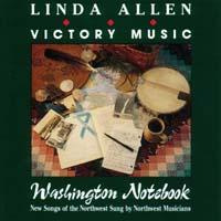 Media Victory Music Washington Notebook