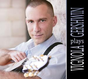 Media Vignola Plays Gershwin  CD