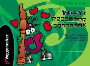 Media Voggy's Recorder Songbook