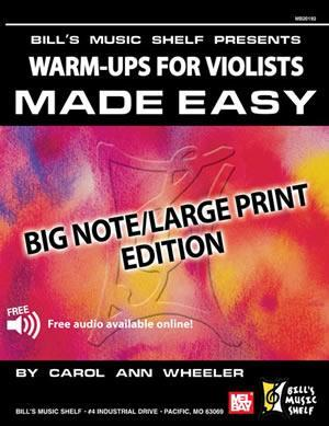 Media Warm-Ups for the Violists Made Easy