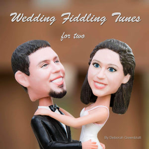 Media Wedding Fiddling Tunes for Two Violins CD