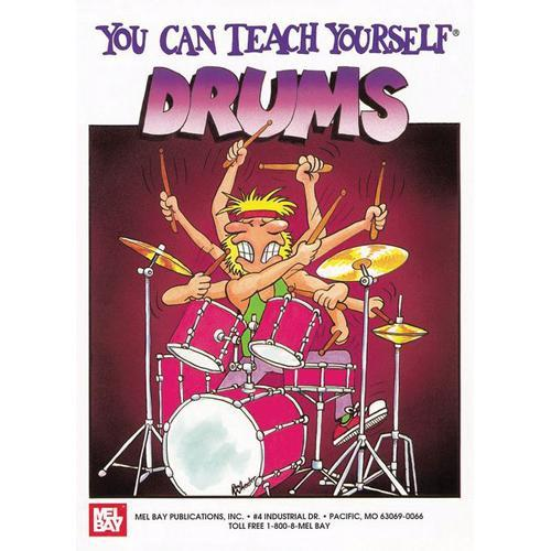 Media You Can Teach Yourself Drums