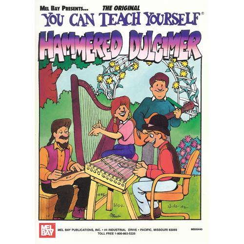 Media You Can Teach Yourself Hammered Dulcimer Book