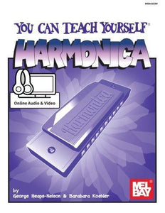 Media You Can Teach Yourself Harmonica