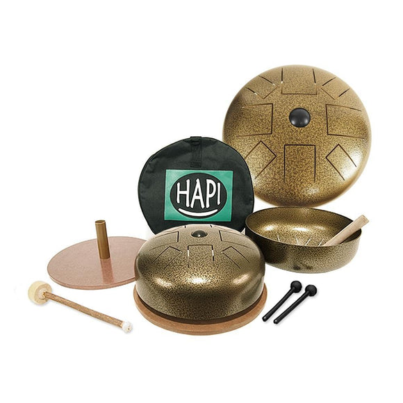 Metal Hand Drums HAPI Bell