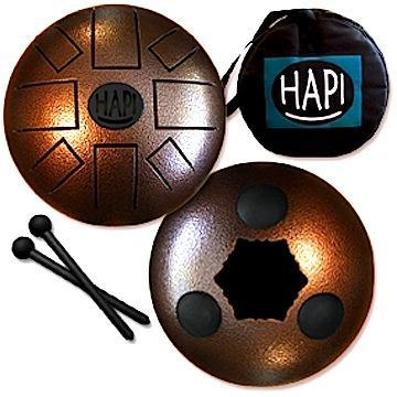 Metal Hand Drums HAPI Drum Mini
