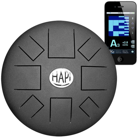 Metal Hand Drums HAPI Drum Slim (Tunable)