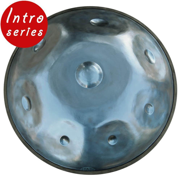 Metal Hand Drums HAPI Intro-Series Handpan in D Minor