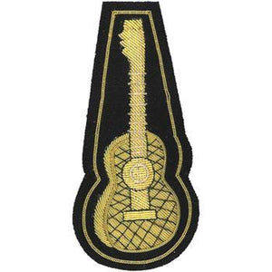 Musical Gifts Classical Guitar Pin