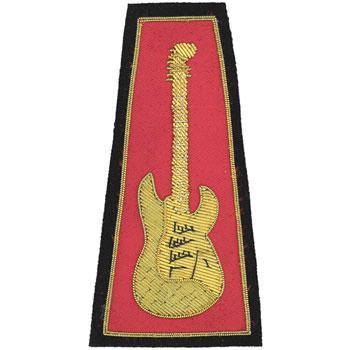 Musical Gifts Electric Guitar Pin
