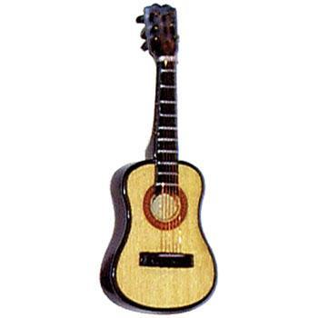 Musical Gifts Mini Guitar 4 1/2