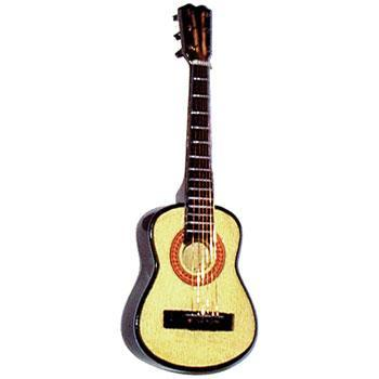 Musical Gifts Mini Guitar  7-3/4