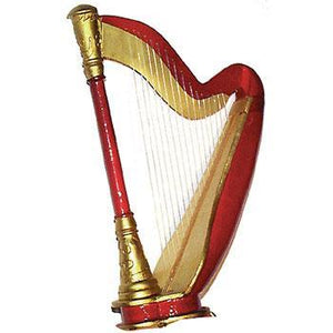 Musical Gifts Mini Harp 7""