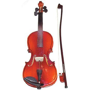 Musical Gifts Mini Violin 8""