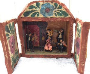 Musical Gifts Retablo Chamber Music Ornament