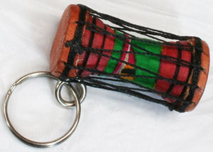 Musical Gifts Talking Drum Keychain