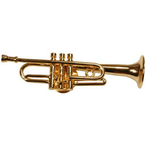 Musical Gifts Trumpet Pin