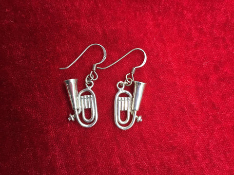 Musical Jewelry Horn Earrings Y200