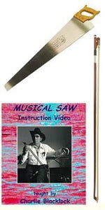 Musical Saws Musical Saw With Instructional DVD