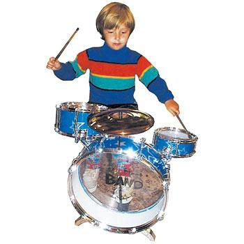 Musical Toys My 1st Band Drumset