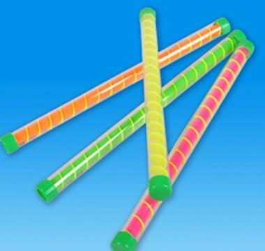 Musical Toys Neon Spiral Groan Tubes