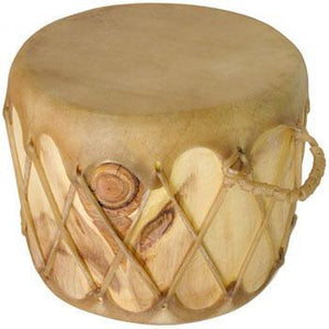 "Native American Drums 12""x 12"" Pueblo Drum"