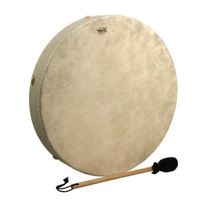 "Native American Drums Remo Buffalo Drum 22"" x 3.5"", Standard"