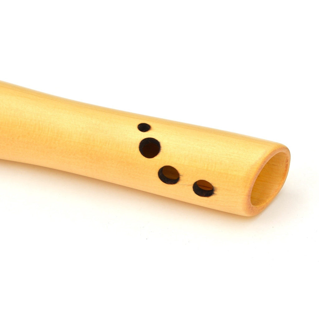 Native American Flutes Em 432hz 6 hole yellow cedar