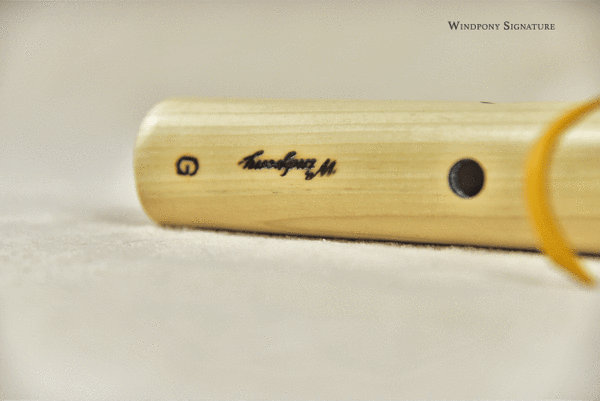 Native American Flutes Windpony Signature Flute in the Key of G