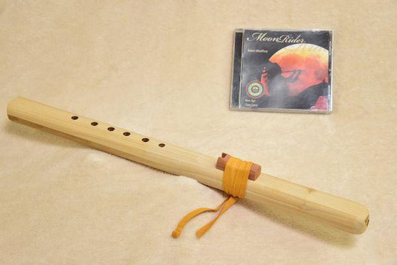 Native American Flutes Windpony Unfinished Poplar Flute in the Key of A