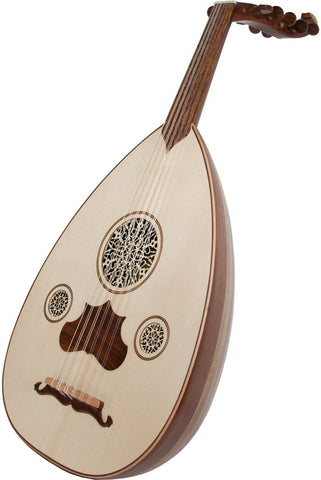 Ouds Mid-East Turkish Oud Sheesham w/ Gig Bag