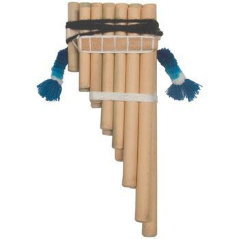 Panpipes Medium Siku, Basic