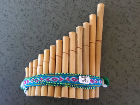 Panpipes Pan Flute, Small Round