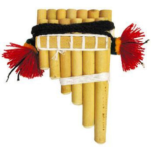 Panpipes Small Siku, Basic