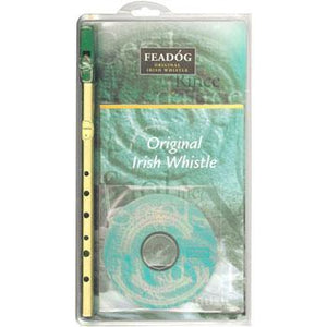 Pennywhistles Feadog Book, CD & Whistle in D