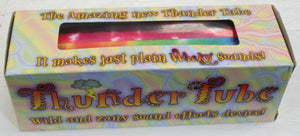 "Percussions - Others Thunder Tube, tie dye, 7"" x 2"""