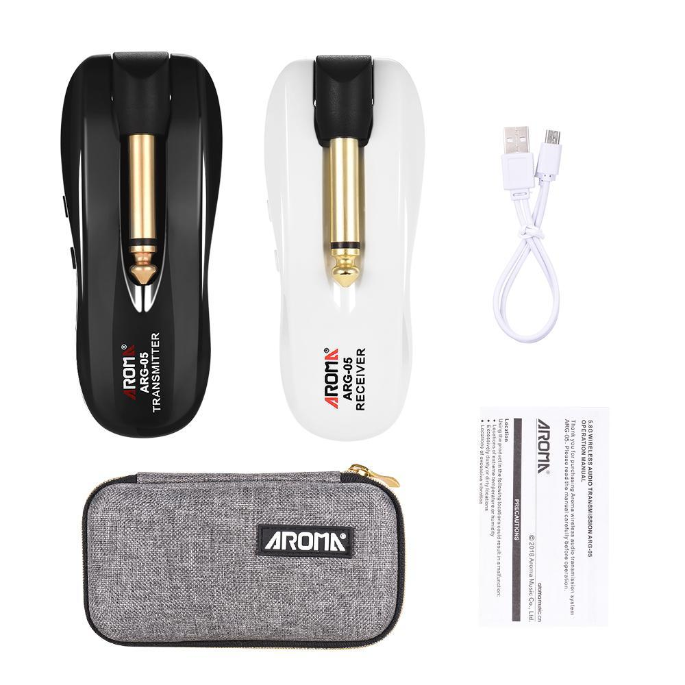 Pickups & Transducers Aroma Wireless Audio Transmitter