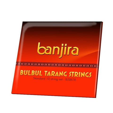 Plucked Strings - Others Banjira Bulbul Tarang String Set