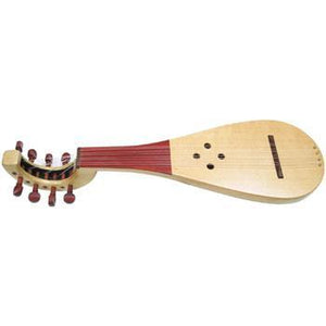 Plucked Strings - Others Gittern