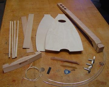 Plucked Strings - Others Strumbly Kit