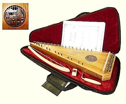 Psalteries Bowed Psaltery Package