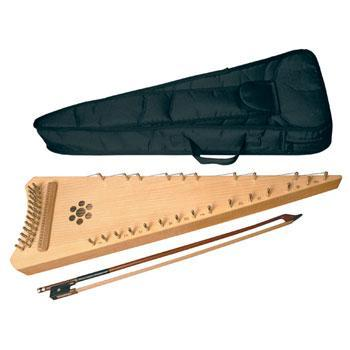 Psalteries Soprano Psaltery with bow and padded bag